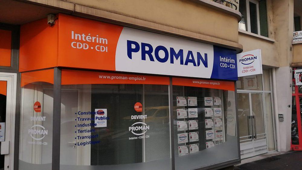 Proman Intérim Annecy