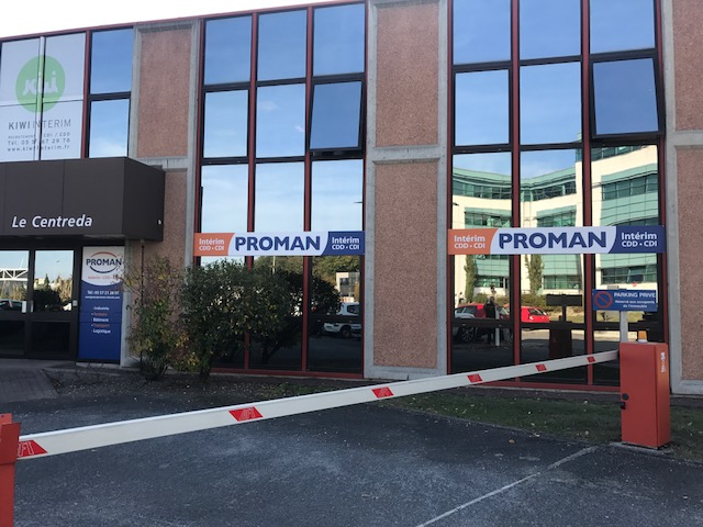 Proman interim Mérignac