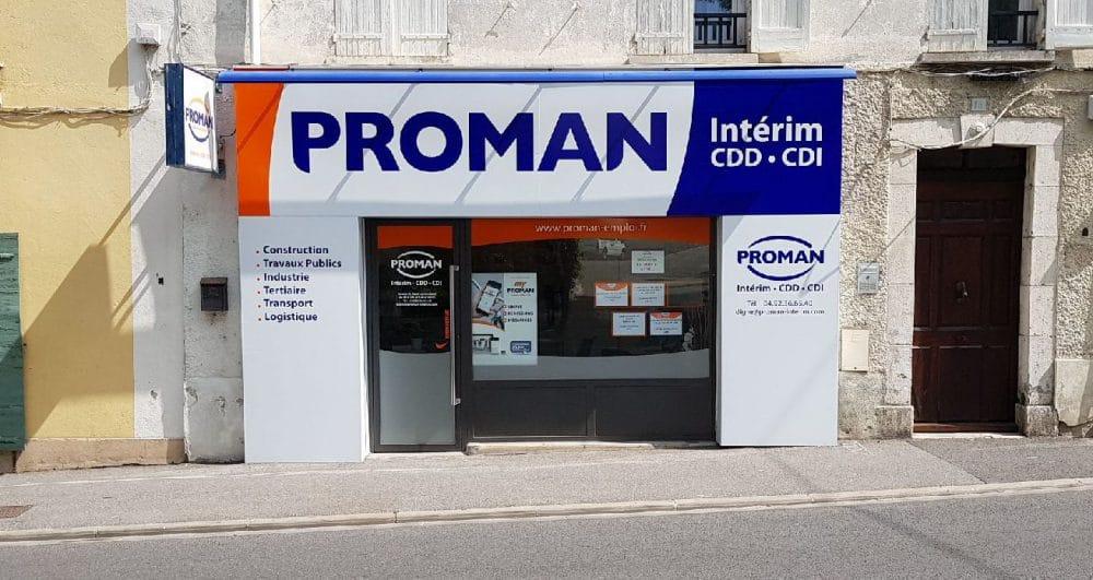 Proman-Digne-interim