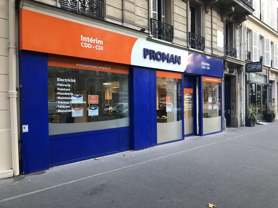 Proman intérim Paris Gare de Lyon
