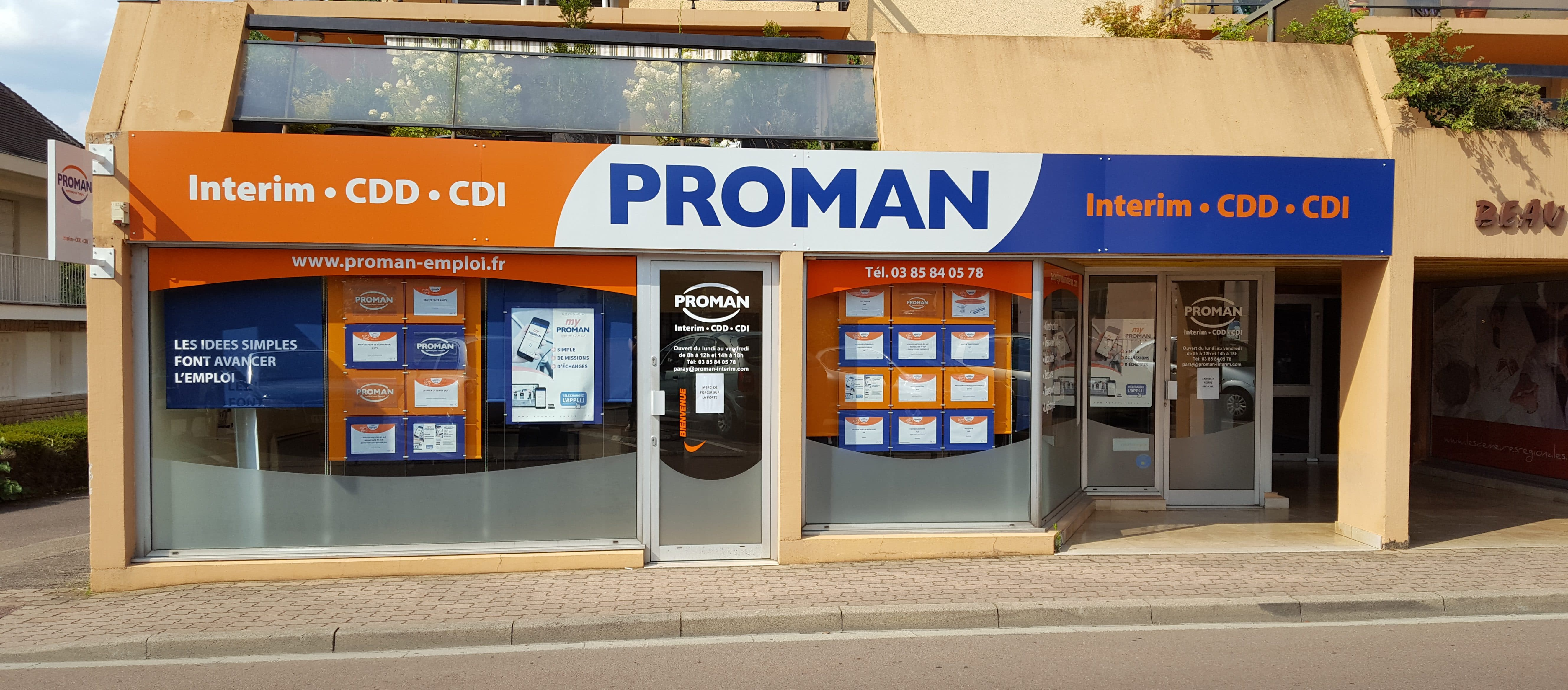 Proman-interim-Paray