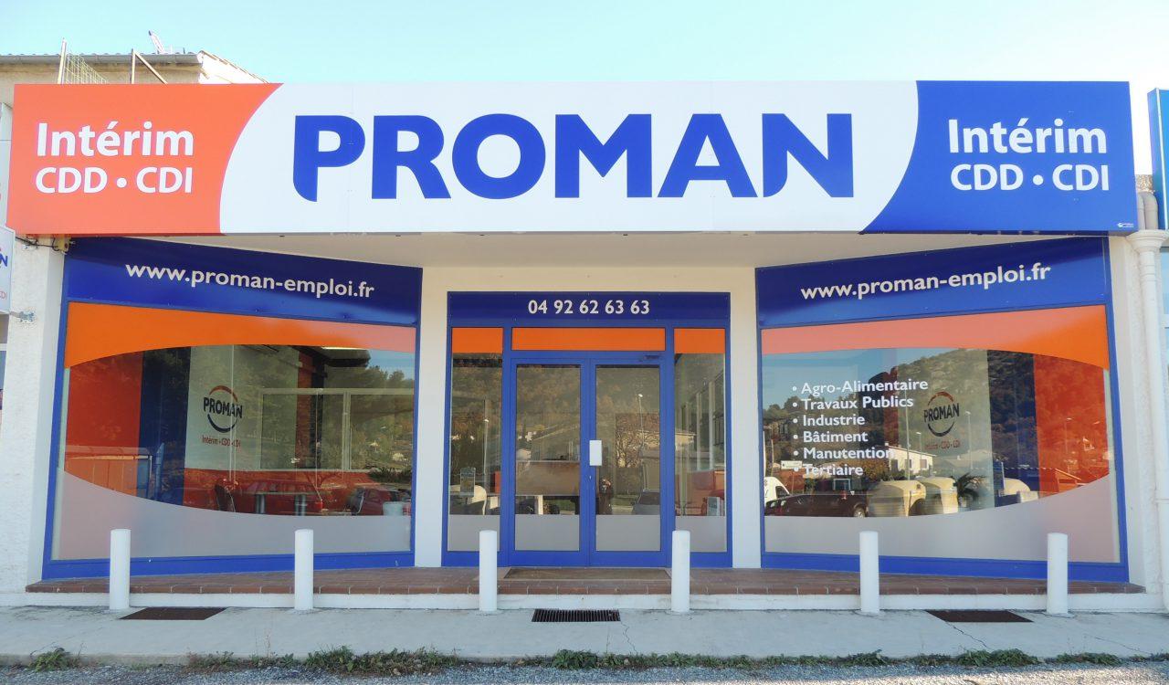 Proman CHATEAU-ARNOUX