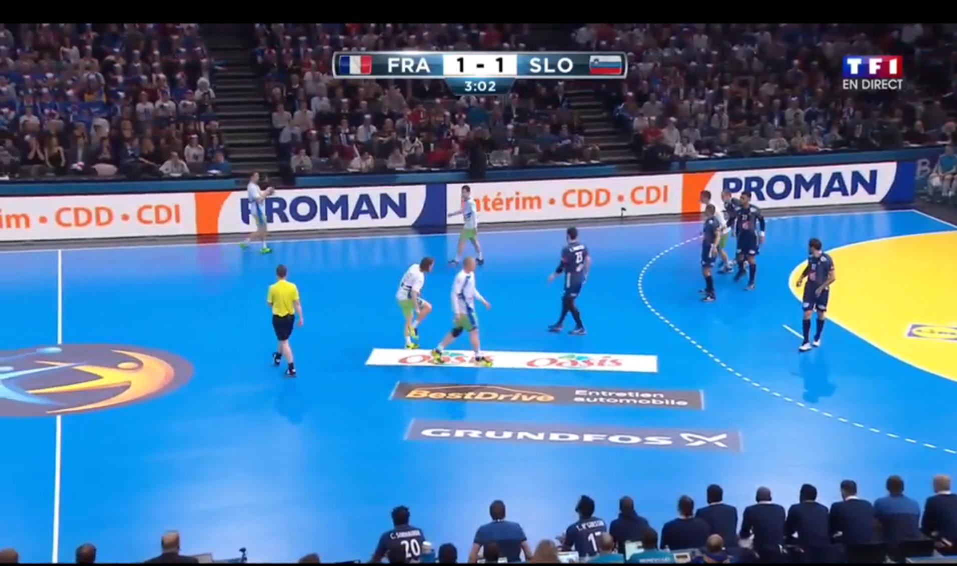proman championnat du monde handball