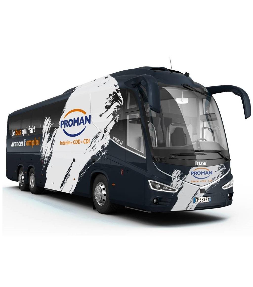 Le bus qui fait avancer l'emploi