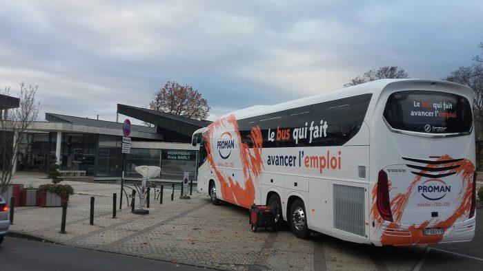 Bus Proman Saint Jean de La Ruelle