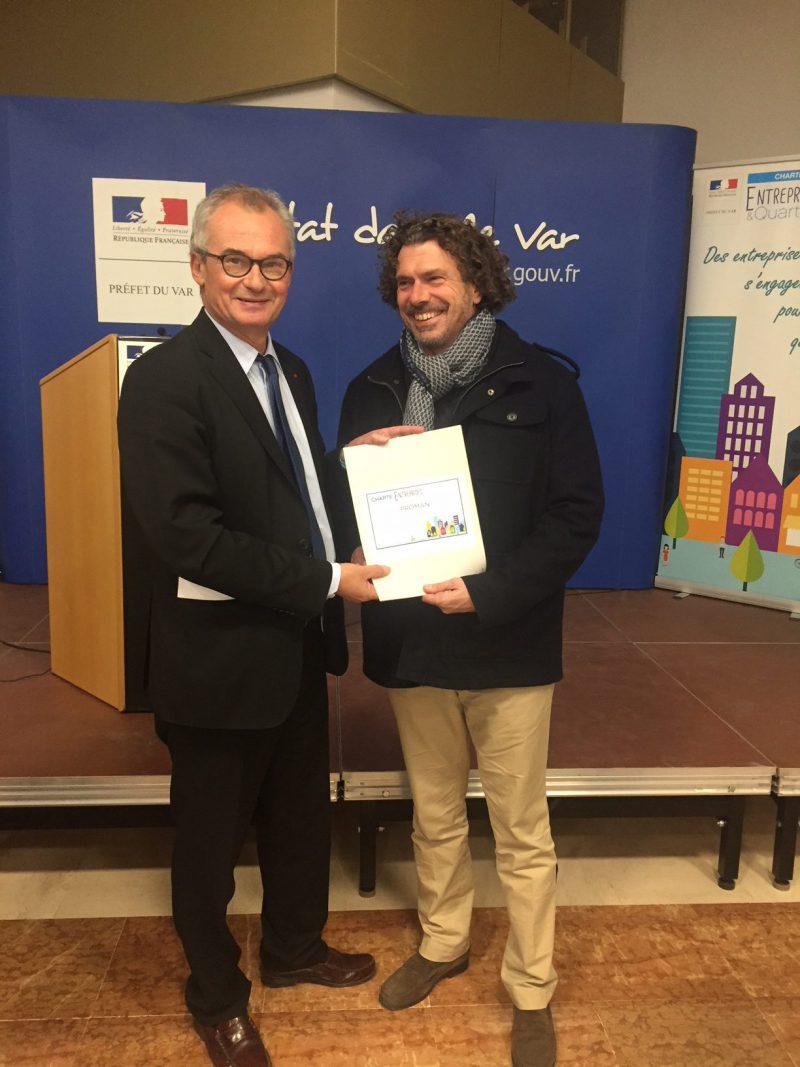 Jean Marc Viselaine & Alain Bruno