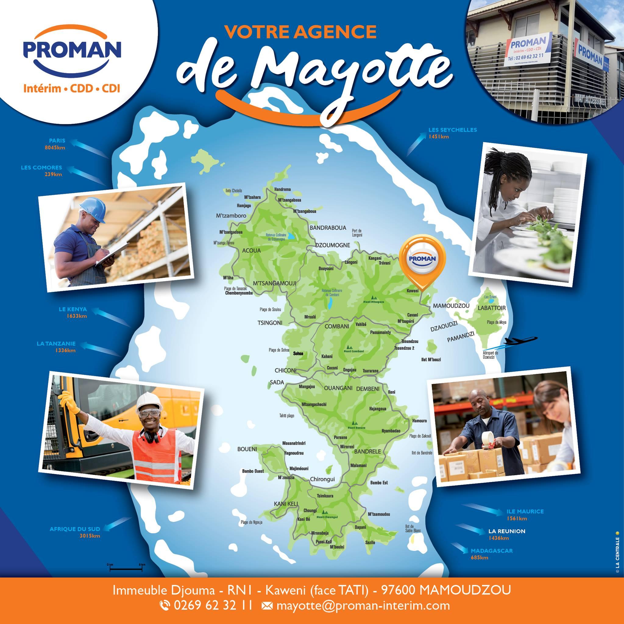 intérim-Mayotte
