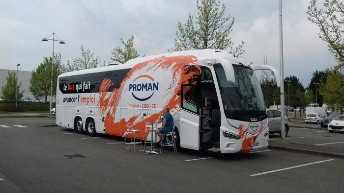 Bus Proman à Montbéliard (1)