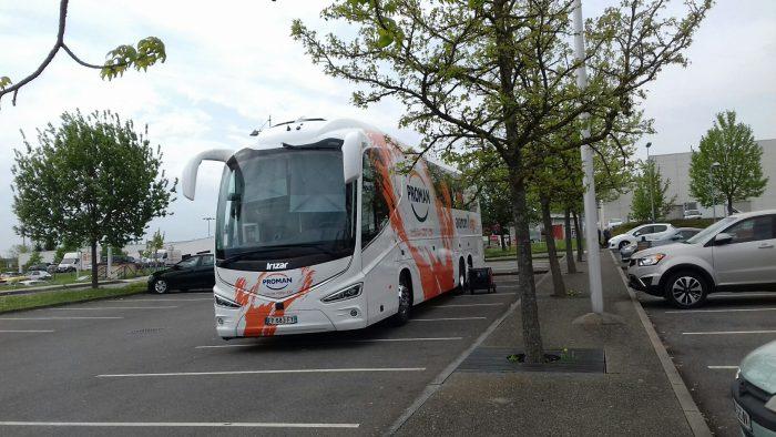 Bus Proman à Montbéliard (2)