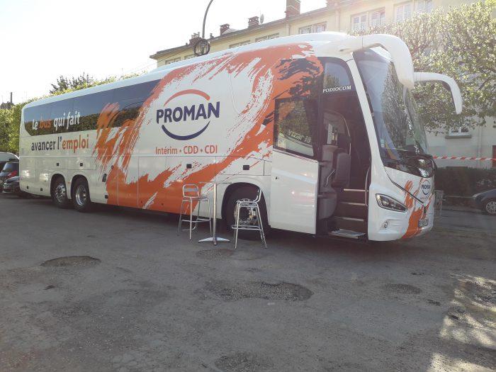 Bus de l'emploi Corbeil Essonnes