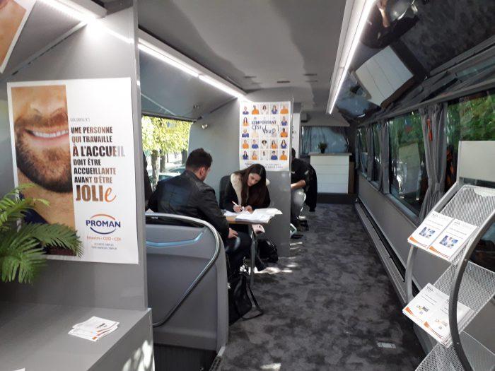 Bus de l'emploi Corbeil Essonnes 2