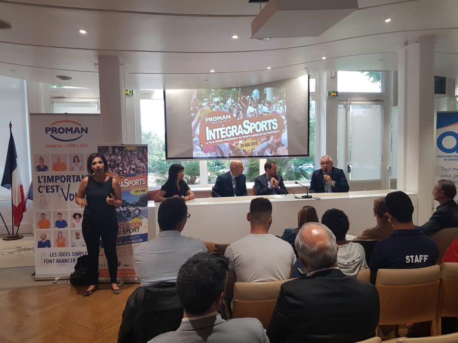 Conférence Proman emploi et handicap