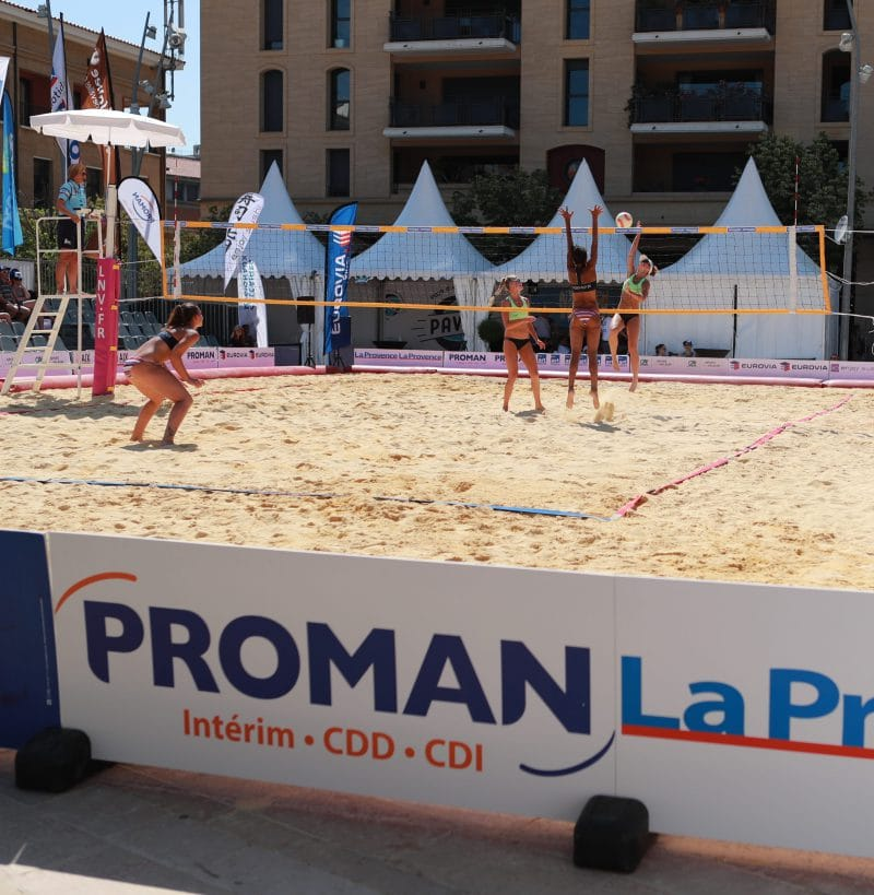Proman Aix Beach Volley