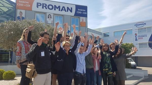 Proman – Duoday