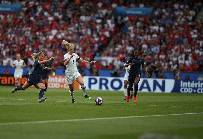 Proman Coupe du monde féminine FRANCE 19