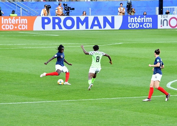Proman Coupe du monde France Nigeria