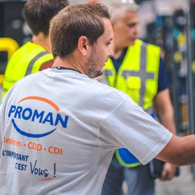 Proman recrute pour Amazon