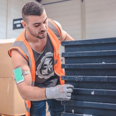 Proman recrutre pour Amazon