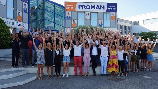 Proman et le Secours populaire français