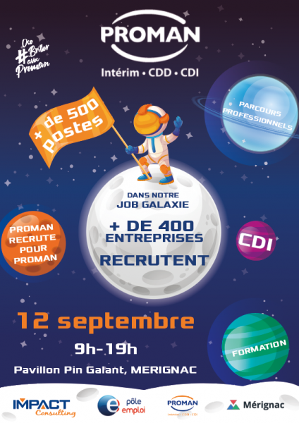 forum univers emploi - 12 septembre 2019