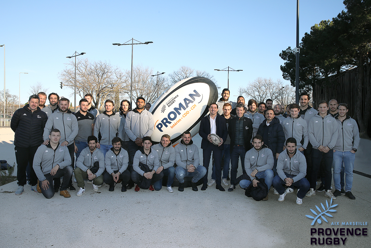PROMAN PROVENCE RUGBY
