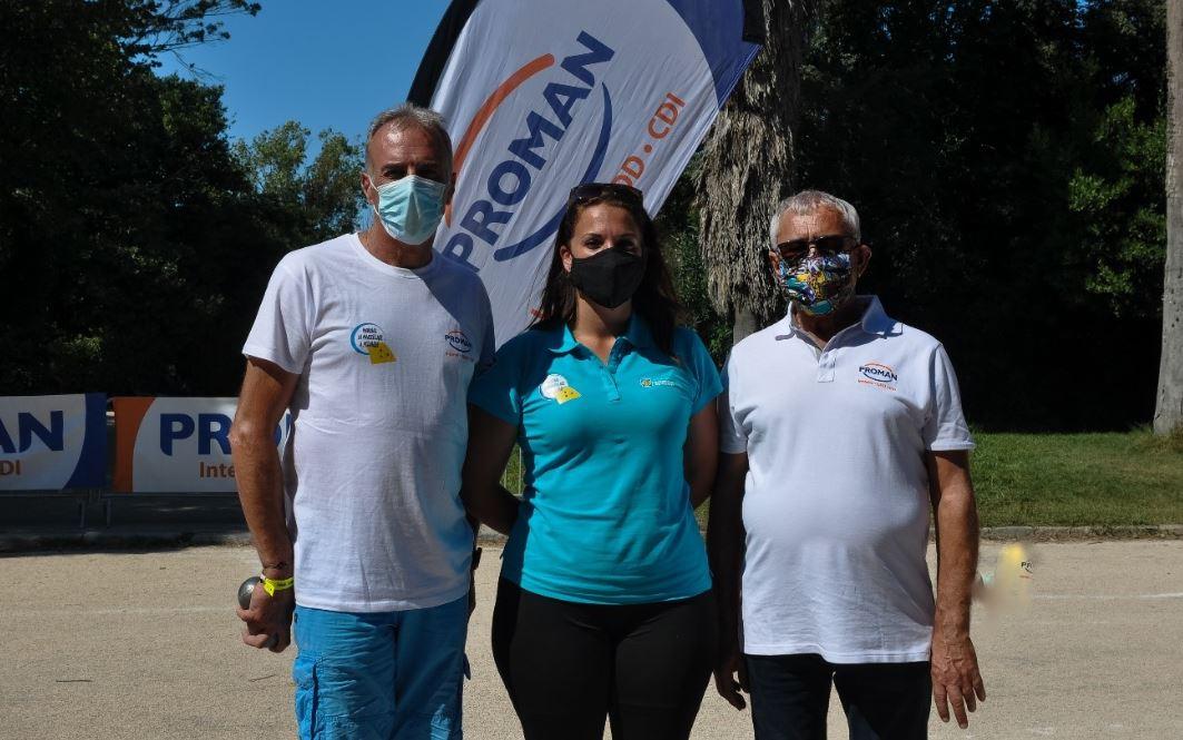Proman Challenge entreprise – Marseillaise à Pétanque